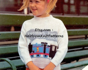 dc78ea0d2 Baby Child s Thomas the Tank Engine Cardigan Knitting