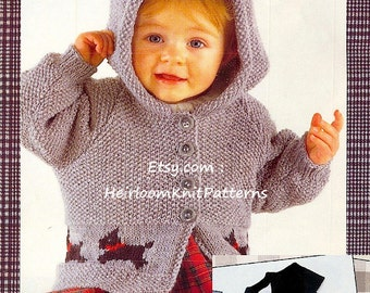 47dc35d34b27 My Little Pony Sweater and Cardigan Knitting Pattern