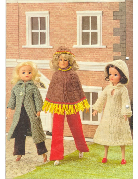 15 Knitting Patterns Baby Doll Fashion Doll Clothes For All Etsy