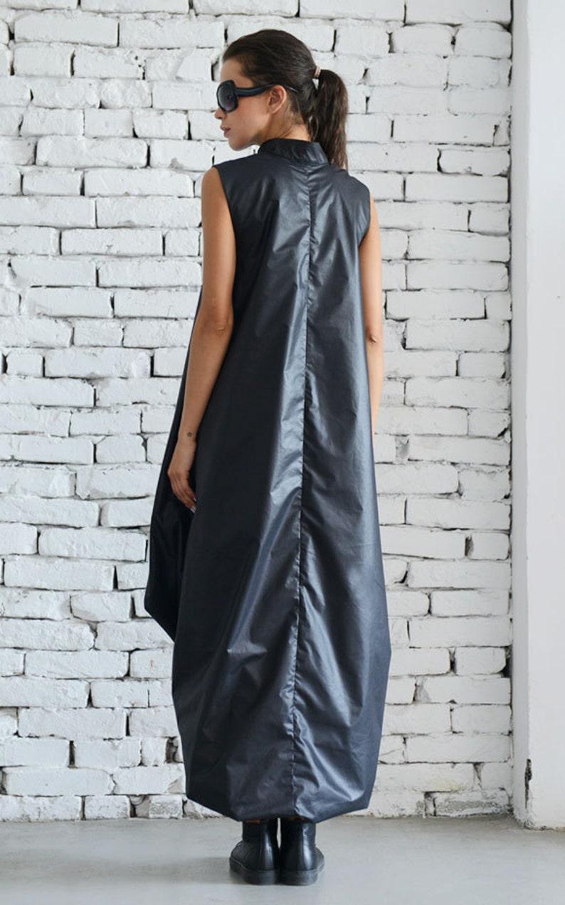 4411e670d2f9 Maxi Black Dress   Black Kaftan Dress   Maxi Pocket Dress