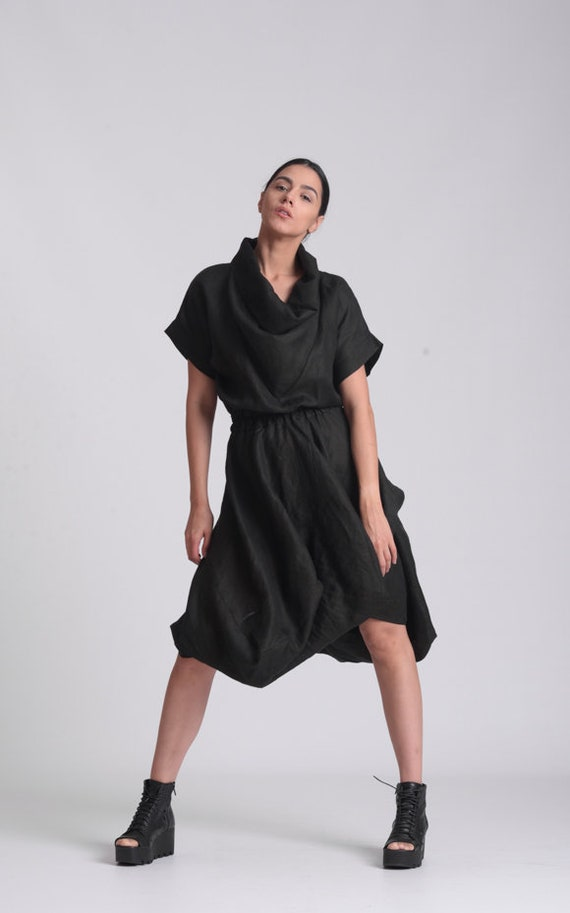 NEW Boho Linen Dress by METAMORPHOZA