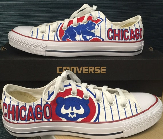 converse all star chicago cubs