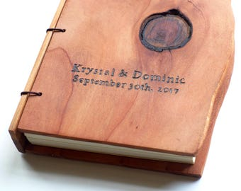 Wooden Wedding Guestbook Engraving Unique Guestbook Rustic Wedding Guestbook Unique Guest Book Rustic Wedding Guest Book Rustic