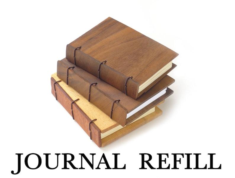 Journal Refill Refillable Journal Refillable Notebooks image 0