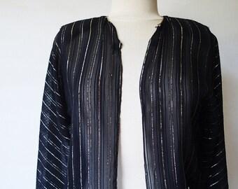 9652ca7f641 Black sheer shirt