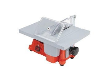 1 Table Benchtop Saw Power Tool & blade woodworking good for your handmade work mini hobby tool home improvements repairs household shop saw