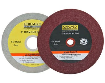 Replacement Wheels for the 120 Volt Circular Saw Blade Sharpener Sharpeners