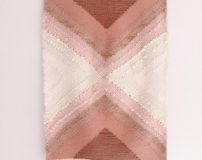 Featured listing image: Large Ombre Weaving