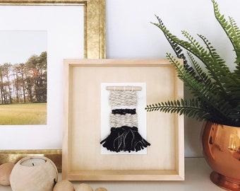 Framed Weavings