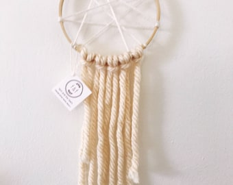 Mini Dreamcatcher