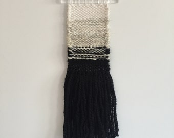 Black & White Weavings
