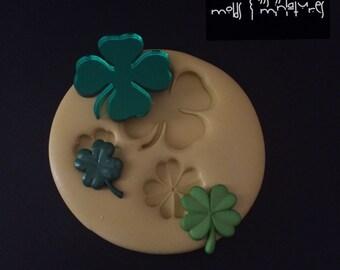 Lucky Clove Silicone Mold