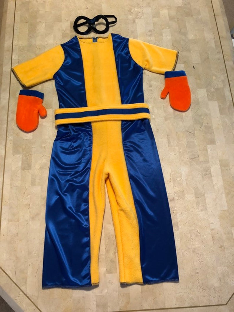 1131d251d73f Trouble maker inspired childrens costume from team umizoomi