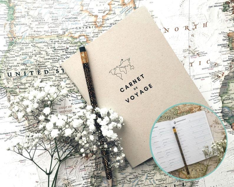 Carnet de voyage  Journal de voyage image 0