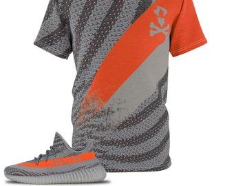ee42fab89 Yeezy Boost 350 v2 Beluga Sneaker Match T-Shirt by Chef V3