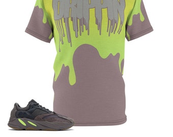 434b20396 Mauve Yeezy Boost 700 Shirt