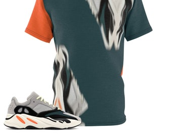 1ff193ace583a Yeezy Boost 700 Waverunner Solid Grey Shirt