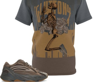 b5882bc3 Yeezy Boost 700 V2 Geode Sneaker Match T-Shirt Cut&Sew Glutton4, Gluttony,  Yeezy, Pablo Supply