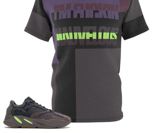 20ba45aa3 Yeezy Boost 700 Mauve T-Shirt