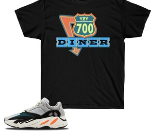 95b0ef194d980 Yeezy Boost 700 Solid Grey T-Shirt