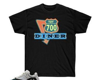 newest b8505 008c2 Yeezy shirt Etsy  Yeezy 700 Diner Waverunner ...