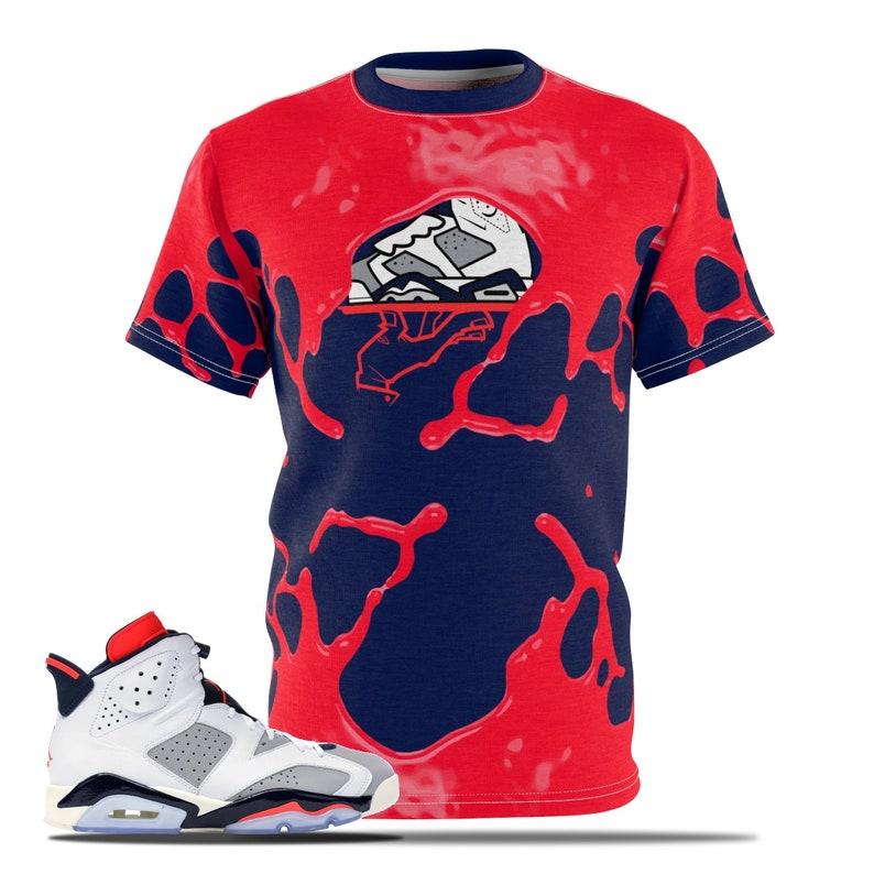 d5636ce14a1dcd Jordan 6 Tinker ShirtAJ6 Tinker T-ShirtJordan Shirt Jordan