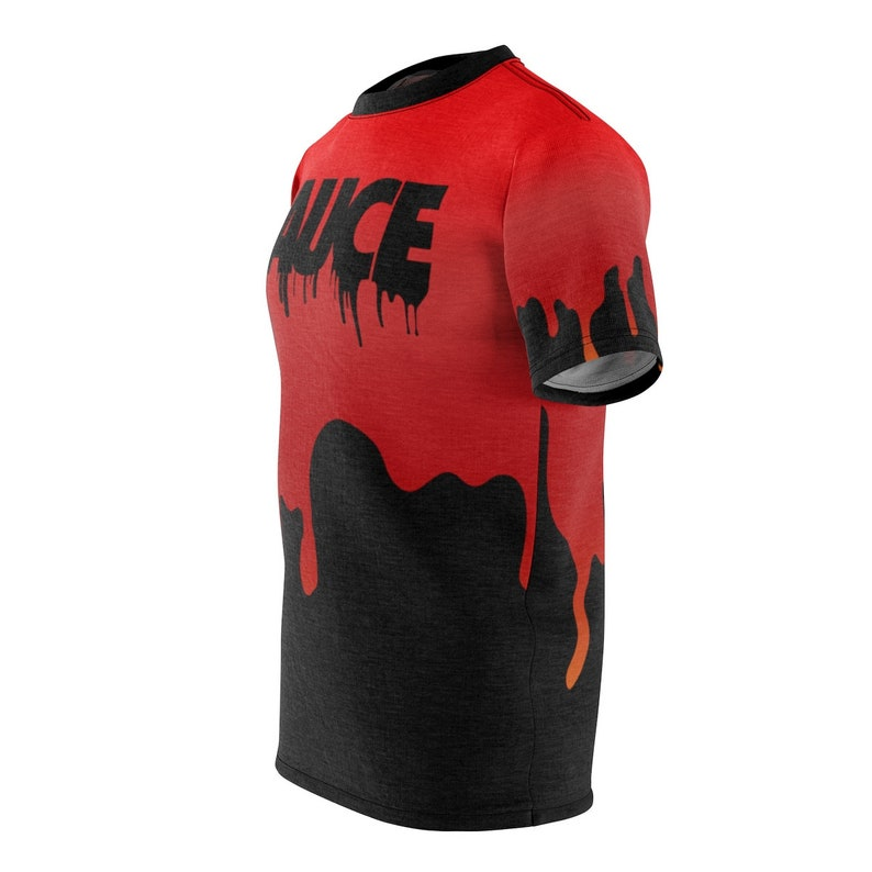 36e3ab8e473 Habanero Red Foamposite Shirt Foamposite Tee Foamposite