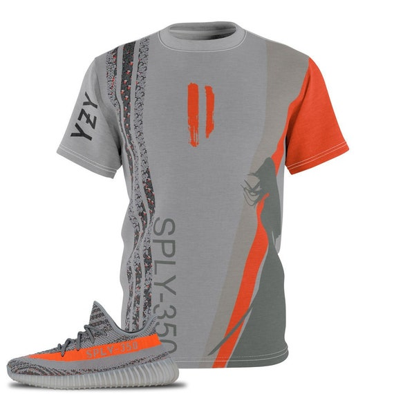28ad49f0b Yeezy Boost 350 V2 Beluga Sneaker Match T-Shirt By Chef