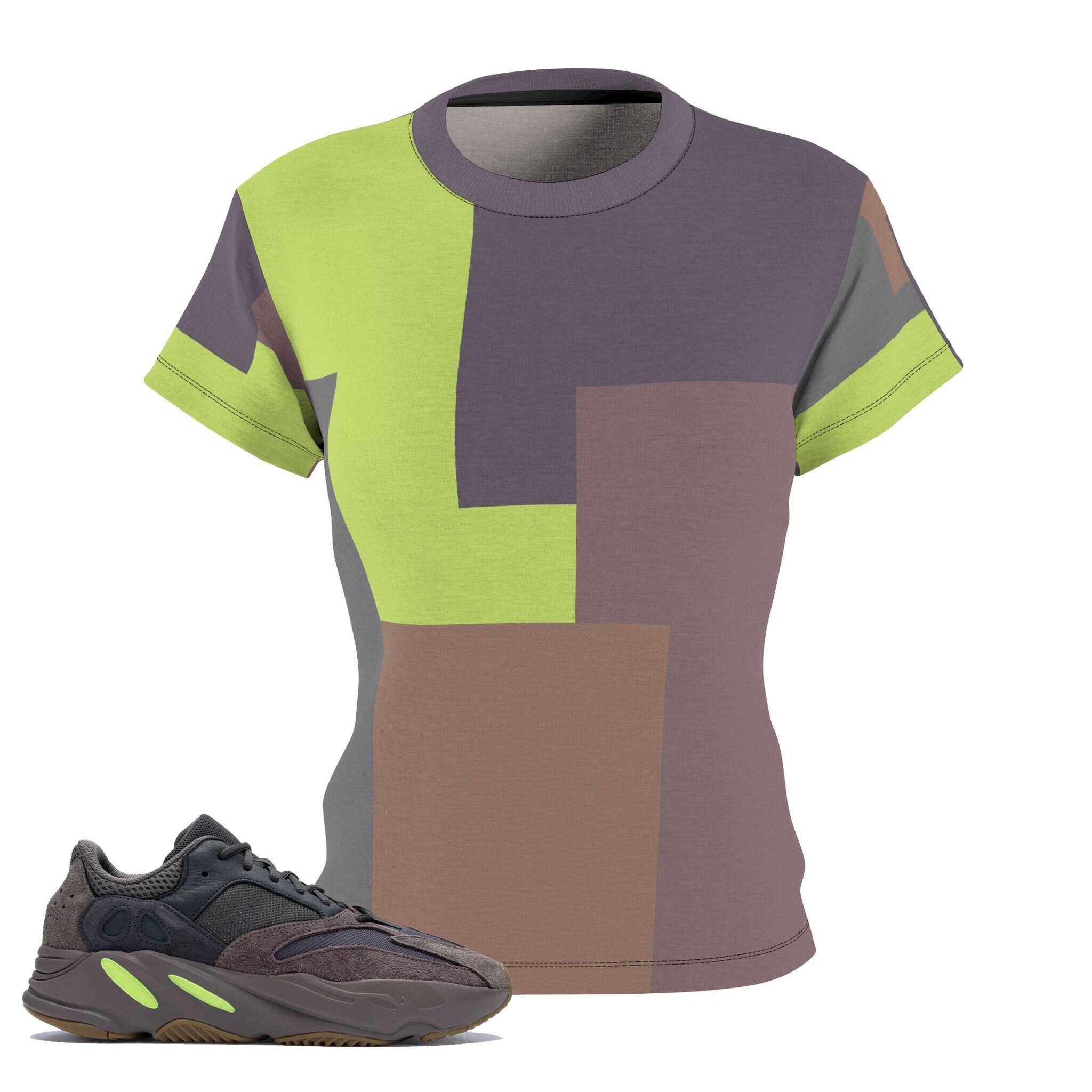 factory price e38fe bb12c Women s Yeezy Boost 700 Mauve T-Shirt Mauve Yeezy Shirt   Etsy