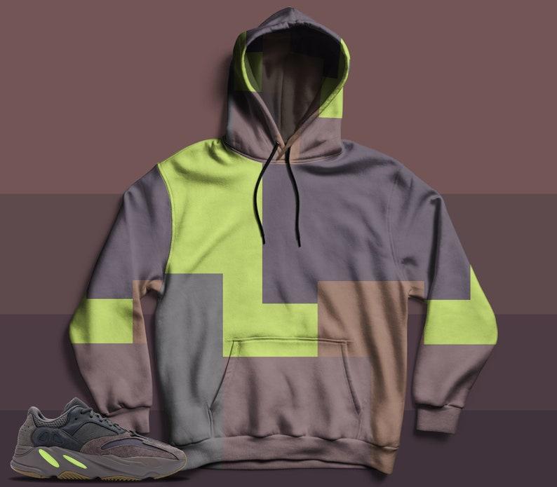 mauve yeezy hoodie