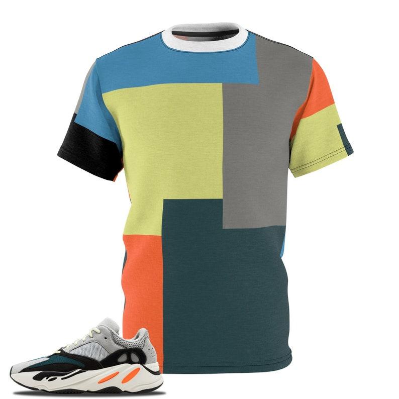 1f668f13 Yeezy Boost 700 Solid Grey T-Shirt Grey Yeezy 700 T-shirt | Etsy