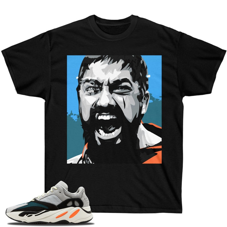 3ab1c9c1f Yeezy Boost 700 Solid Grey T-Shirt Grey Yeezy 700 T-shirt