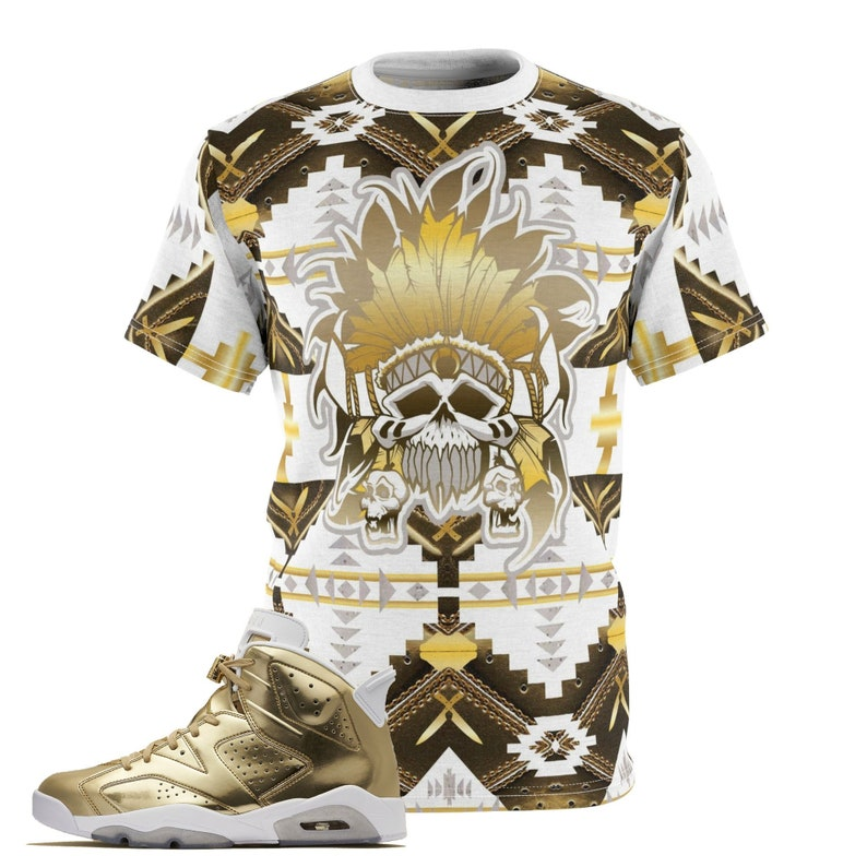 18a06d43cf3 Jordan Sneakermatch Tee Sneaker Match Shirt Air Jordan 6 Vi   Etsy