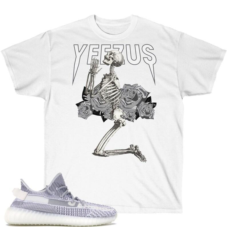 33429ebbe48e8 Yeezy Boost 350 V2 Static T-Shirt Yeezy Boost Static Shirt
