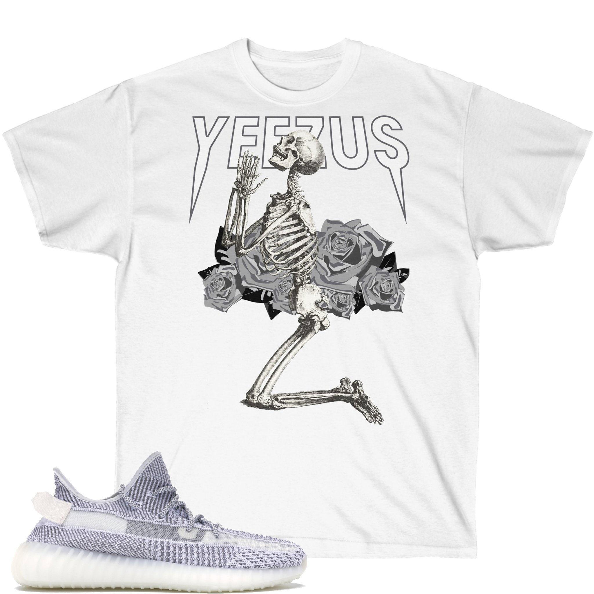 2e672965ff9d9 Yeezy Boost 350 V2 Static T-Shirt, Yeezy Boost Static Shirt, Yeezy Boost  T-Shirt, Static Shirt, Yeezus V2, Graphic Gildan T-Shirt