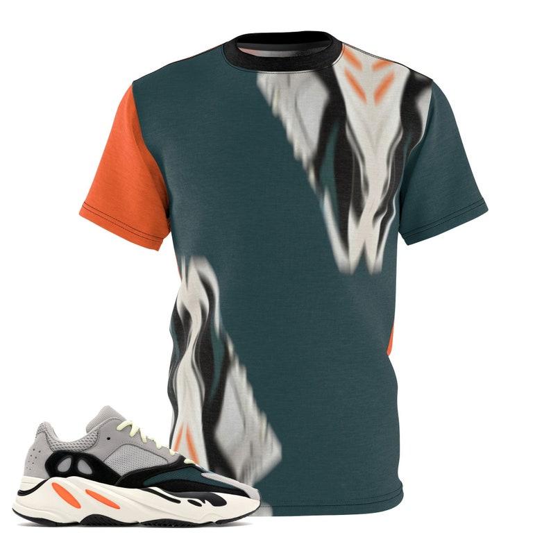 38414a11 Yeezy Boost 700 Waverunner Solid Grey Shirt Grey Yeezy Boost | Etsy