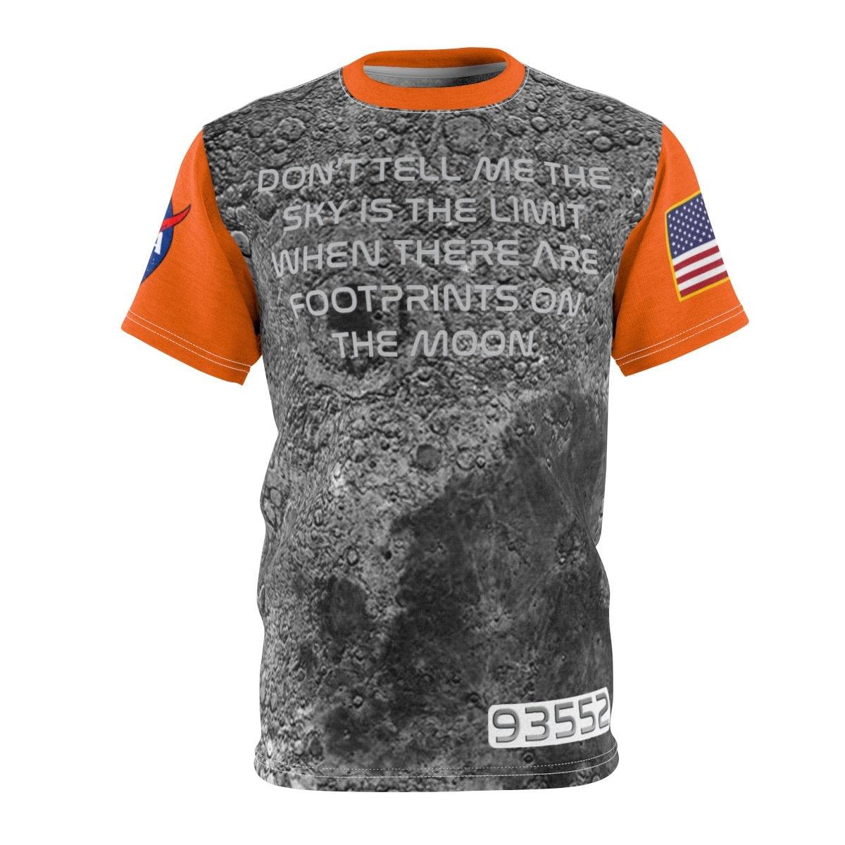 Nike PG3 x NASA T Shirt, NASA Inspired PG3 Shirt, Shirt For Nike PG3 NASA, Nasa T shirt, PG3 T shirt, Cut&Sew