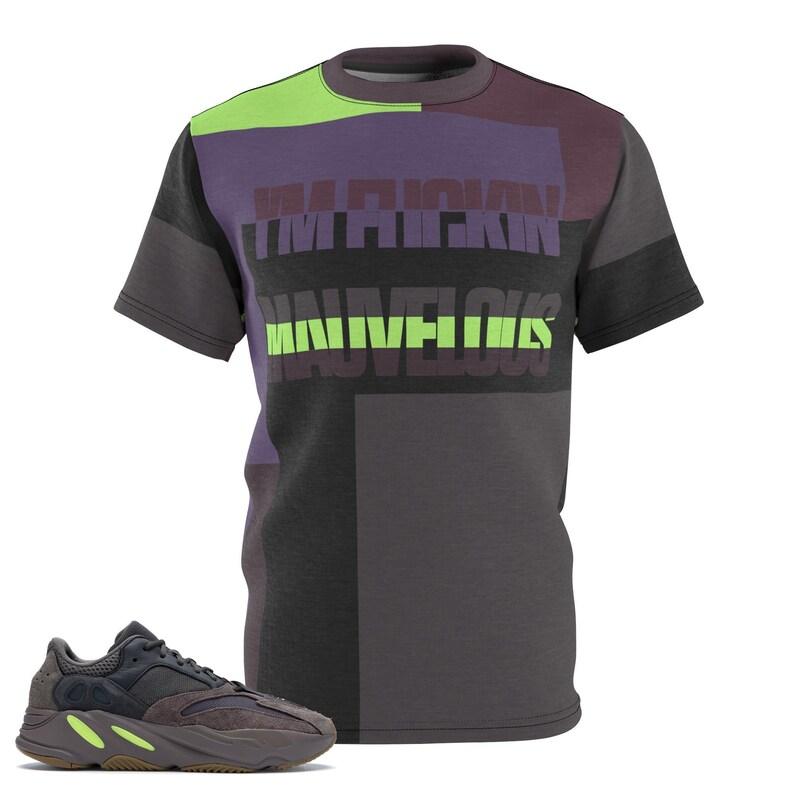 553e7b1e7 Yeezy Boost 700 Mauve T-Shirt Mauve Yeezy Boost Shirt Mauve