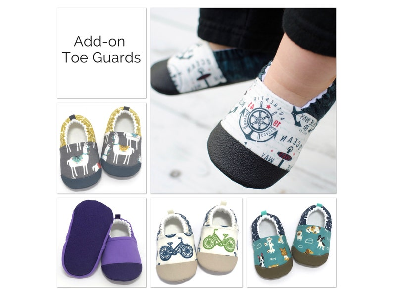 7161c06896c4 Add-on Toe Guard for Non-slip baby shoes   toddler shoes