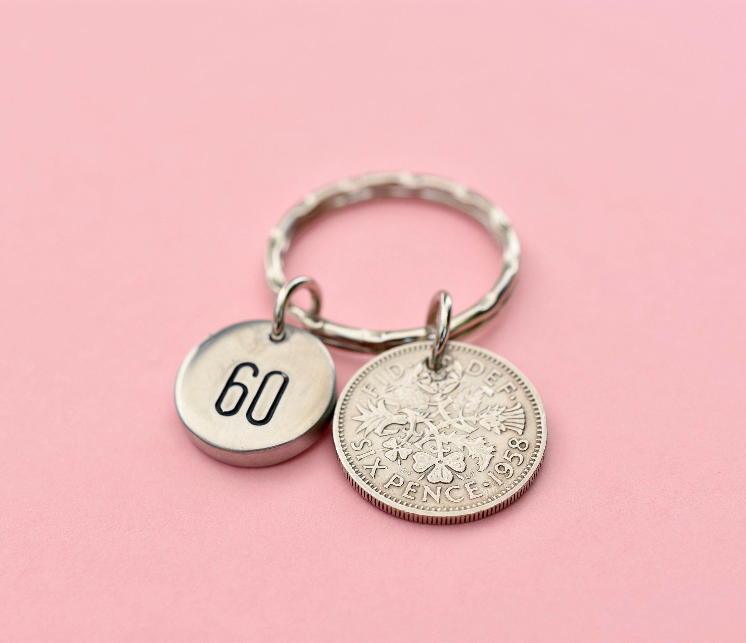 60th Birthday Gifts For Women 1958 Anniversary Present For