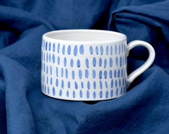 Large Ceramic Mug - 'Lacuna'
