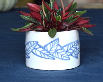 Medium Ceramic Planter - 'St. Vincent'