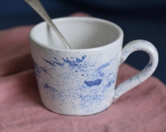 Small Ceramic Mug- 'Victor'