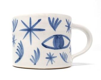 Ceramic Mug-   'Tide Mills' Range
