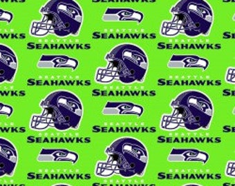 NFL Licensed Seattle Seahawks 58-60