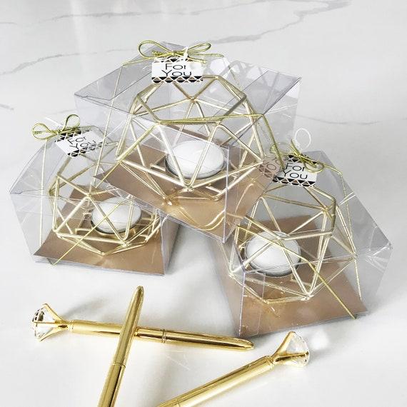 Small Gold Geometric Decor Gold Geometric Decor Geometric Etsy