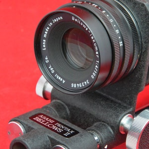 Ferrania Lince2 with Steinheil Cassar 45 mm 2.8
