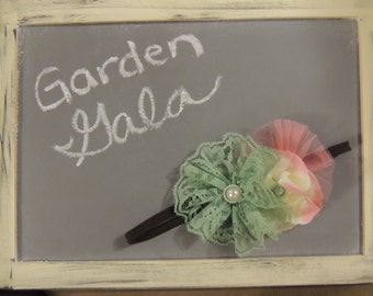 Garden Gala Girls Headband