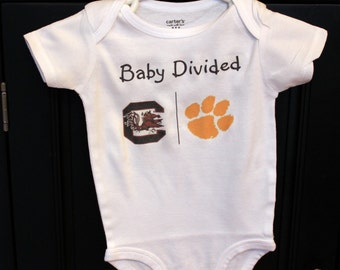 bee3f6ce0 Baby Divided Bodysuit