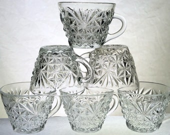 Punch Cups | Set of Six | Arlington | 6 oz